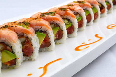 Fish Lover Roll